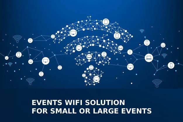 events wifi solution for smll or large events