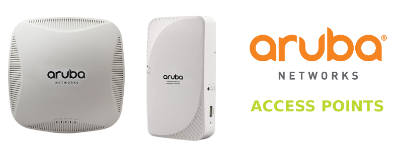 aruba access points on rental for events in india